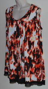 Wishstone sleeveless top Size XL