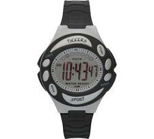 Sports, Light up numbers, Alarm etc Tikkers Boys' Black Digital Watch From Argos