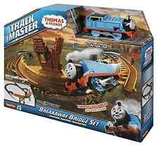Thomas and Friends Trackmaster Motorized Railway Breakaway Bridge Train Set New