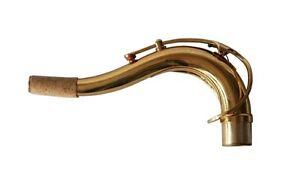 Original Karl Glaser S-Bogen Neck  für Tenor Saxophon