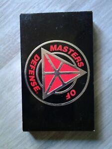 "MASTERS OF DEFENSE KNIFE AYOOB ""RAZORBACK"" SERRATED NEVER USED W/BOX N.O.S."