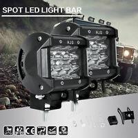 2X 36W LED Auto Fernscheinwerfer Zusatzscheinwerfer Arbeitsscheinwerfer 12V 24V