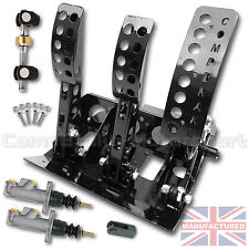 BMW E46 L/H FLOOR MOUNTED CABLE CLUTCH. PEDAL BOX - CMB6052-CAB