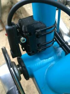 Brompton E Swytch Ebike Pedal Sensor Spacer Mount 25mm Frame Diameter Electric