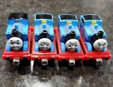 Thomas Tank Engine (4) Different Take N Play Trains Learning Curve Fisher Price