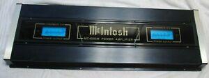REFURBISHED OLD SCHOOL MCINTOSH MC4000M 6 CHANNEL AUDIOPHILE AMP .005 THD #2