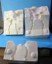 HORSE (COLT) Ceramic Slip Casting MOLD -Alberta 501 - Vintage 3 pc. mold