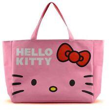 HelloKitty Travel Luggage Big Bag Totes Shoulder Shopping Handbag L03 Pink