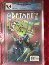 DC Batman Gotham Adventures #29 CGC 9.4 Short Print Ct 15k Made 📈