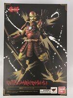 Bandai Koutetsu-Samurai Iron Man Mk-3 Manga Realization Tamashii Nations