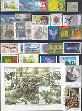 SLOVAKIA MNH Complete Year set 2016 25 Stamps+ 1 S/S+ 5 M/S + 4 Booklets