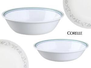 1 Corelle COUNTRY COTTAGE Choose: 18-oz SOUP Cereal or 10-oz Dessert BOWL *Bands