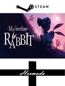 My Brother Rabbit Steam Key - for PC, Mac or Linux (Same Day Dispatch)