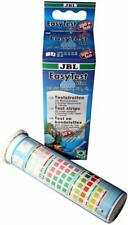 JBL EasyTest 6in1 Test strips for quick aquarium water testing PH GH KH NO2 NO3