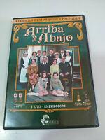 Arriba y Abajo Segunda Temporada 2 Completa - 4 x DVD Español Ingles - 3T