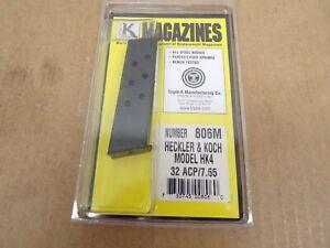 Heckler & Koch Model HK4 Magazine 32ACP/7.65 by TripleK #806M