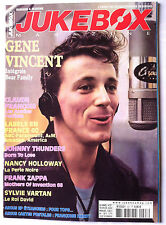 JUKEBOX n°227; Gene Vincent/ Sylvie Vartan/ Claude François/ Nancy Holloway