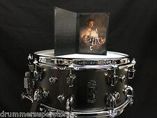 "Mapex Black Panther Wraith Matt Halpern Snare Drum BPBR460CSB 14"" x 6"""