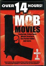 Box Set Gangster Thriller Mystery DVDs & Blu-rays