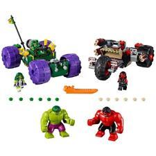 506) Lego Superhéroes figura Hulk de 76078