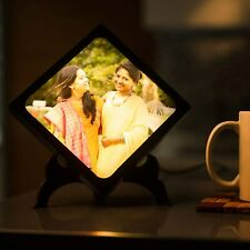 Kite Photo Frame And Personalized Lamp For Birthday Gift Or Home Decoration