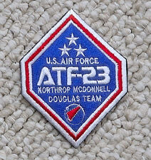 USAF ATF-23 Northrop McDonnell Team Repro Patch