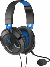 Turtle Beach Ear Force Recon 50P Stereo Gaming Headset for Playstation 4 PS4