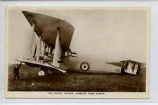 (Le574-363) Real Photo of Vickers Victoria 24 Seat Troop Carrier c1920 Unused EX