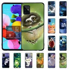 Printed Silicone Cover Phone Case For Samsung Galaxy A10 A20E A30S A40 A50 A70