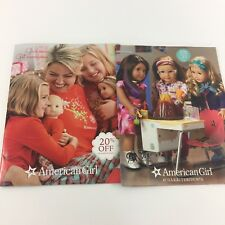 American Girl Magazine Sept & Oct 18 No Coupons Dolls Fashion