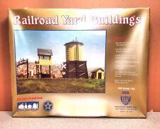 1/87 HO IHC RAILROAD YARD BUILDINGS MODEL KIT # 3501