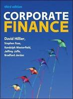 Corporate Finance: European Edition by Hillier, David (Paperback book, 2016)