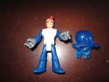 Fisher Price Imaginext Alien Astronaut space man shuttle moon rover helmet guy B