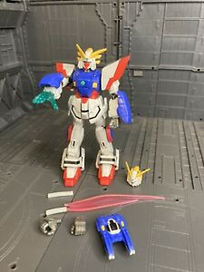 Bandai Mobile Suit Fighter Neo Japan Shining Gundam Action Figure MSIA