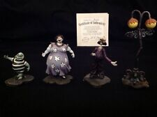 Hawthorne Village Nightmare Before Christmas Corpse Family Accessory Figures
