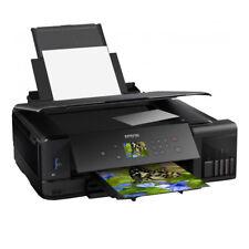 Epson ECOTANK ET-7750 schwarz 3in1 Multifunktionsdrucker WiFi USB Apple AirPrint