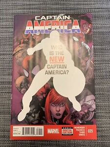 CAPTAIN AMERICA #25 1st Appearance Of SAM WILSON As CAPTAIN AMERICA
