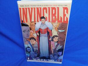 INVINCIBLE #144 (IMAGE COMICS 2018) FINAL ISSUE - LOW PRINT RUN VF/NM