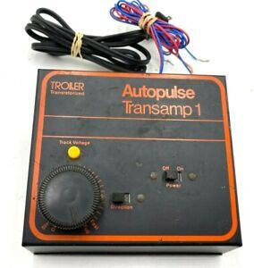 TROLLER AUTOPULSE TRASAMP 1 HOBBY TRANSFORMER MODEL 20-TESTED