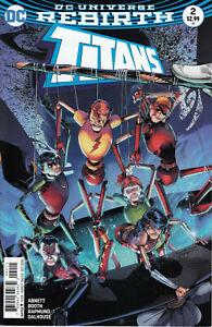 DC Comics Titans #2, 2016 Fine