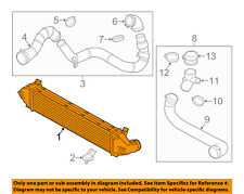 LAND ROVER OEM 12-16 Range Rover Evoque-Intercooler LR031467