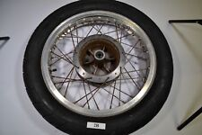 Jante en aluminium Wheel Rim type Borrani record WM3/2,15/x 18/40/trous