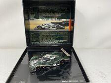 1:43 Minichamps 2002 Bentley Speed 8 LeMans Wallace Letzinger 436021308
