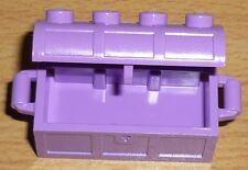 Lego Friends / City 1 Schatztruhe /-kiste in lila
