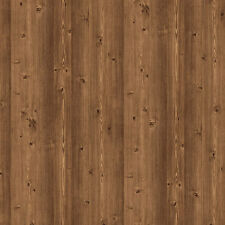 Brown Wood Knot Looks Contact Paper Wallpaper Self Adhesive Home Deco Peel Stick