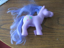 My Little Pony Knock Off  Purple with umbrellas