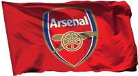 Arsenal Flag Banner 3 x 5 feet England Soccer Football Fan Man Cave Hot Sell