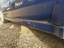 Opel Zafira A OPC seitenschweller links Schweller Z21B