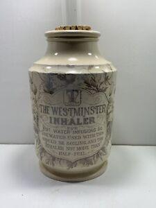 The Westminster Inhaler