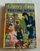 1947 Cherry Ames Book VISITING NURSE by Helen Wells Grosset & Dunlap